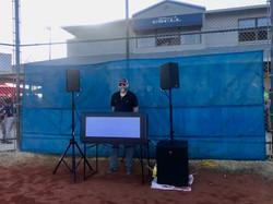 Sarasota DJ for Little League Event