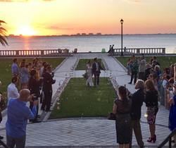 New College Sarasota Wedding