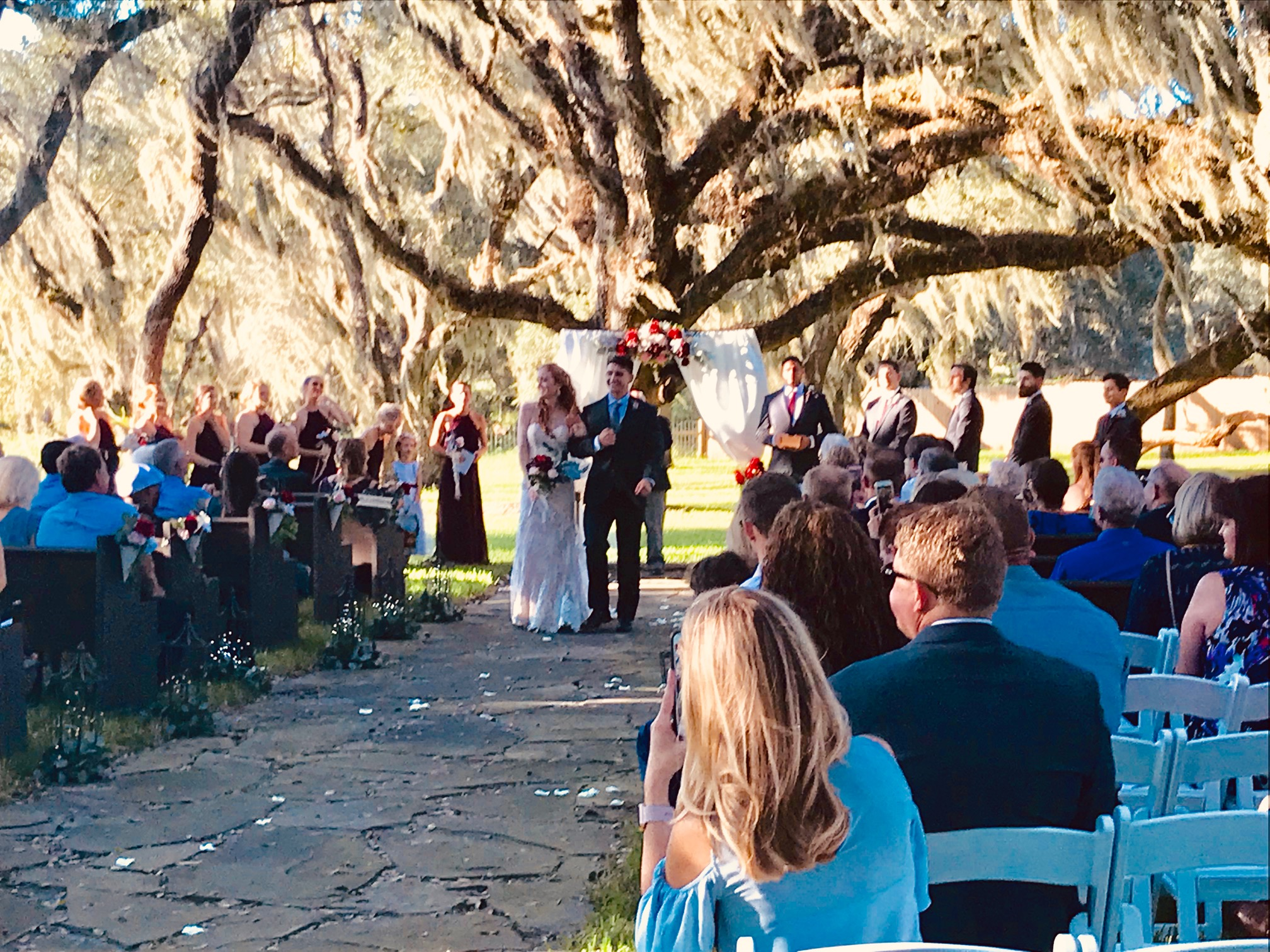 Barn Wedding- Sarasota DJ