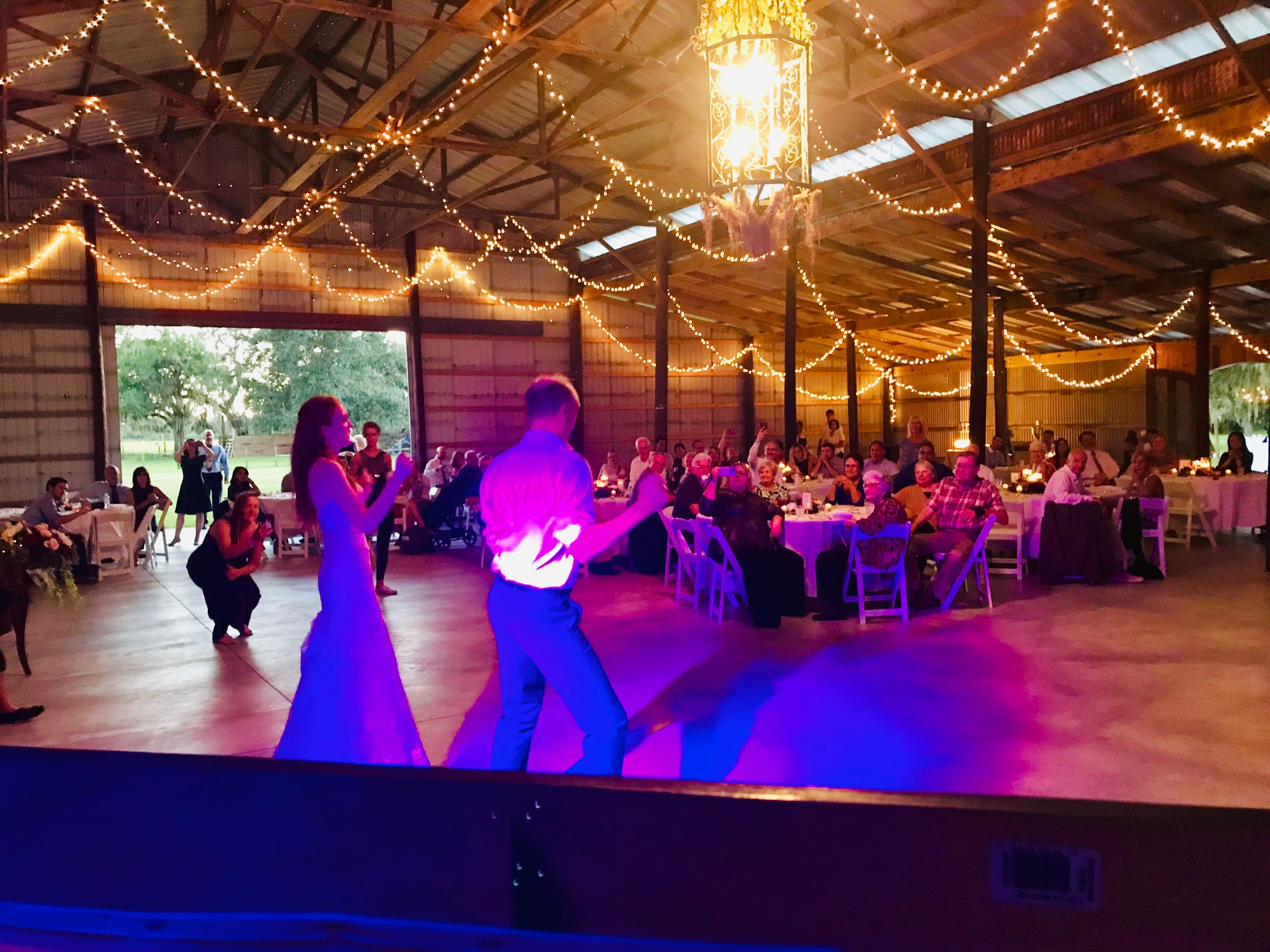 Barn Wedding in Sarasota