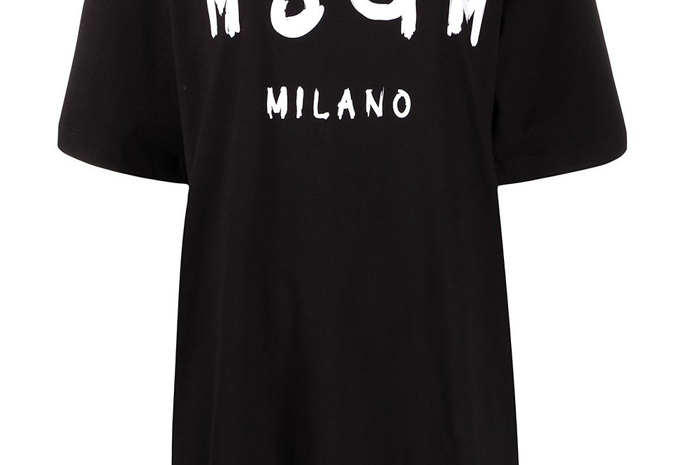 Платье-футболка MSGM