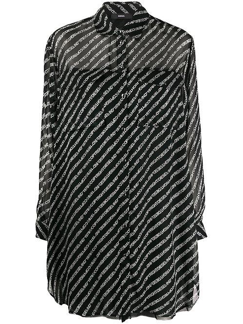 Платье-рубашка Diesel