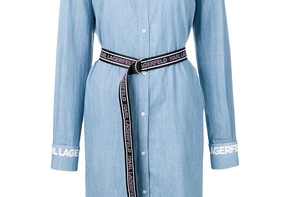 Платье-рубашка Karl Lagerfeld