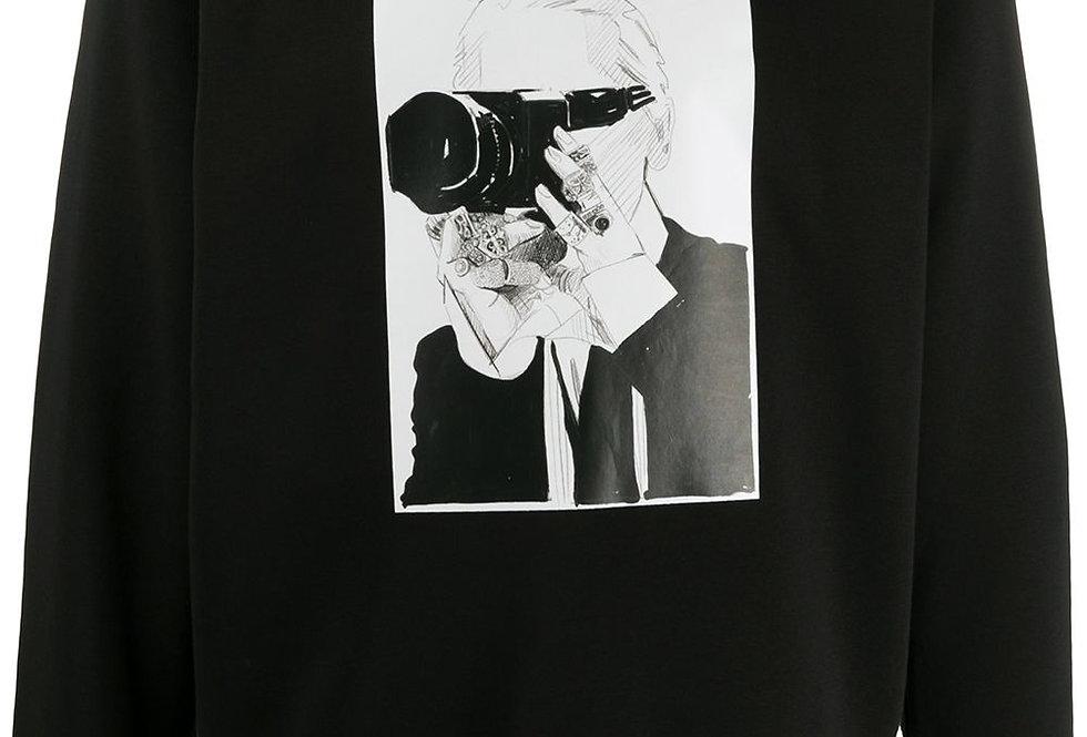 Свитшот Karl Lagerfeld
