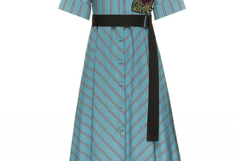 Платье-халат Sfizio