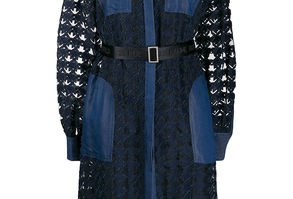 Джинсовое платье Karl Lagerfeld