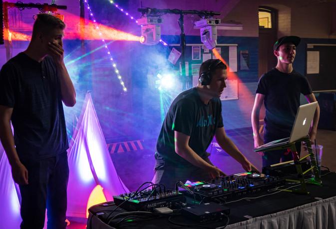 Interactive DJs