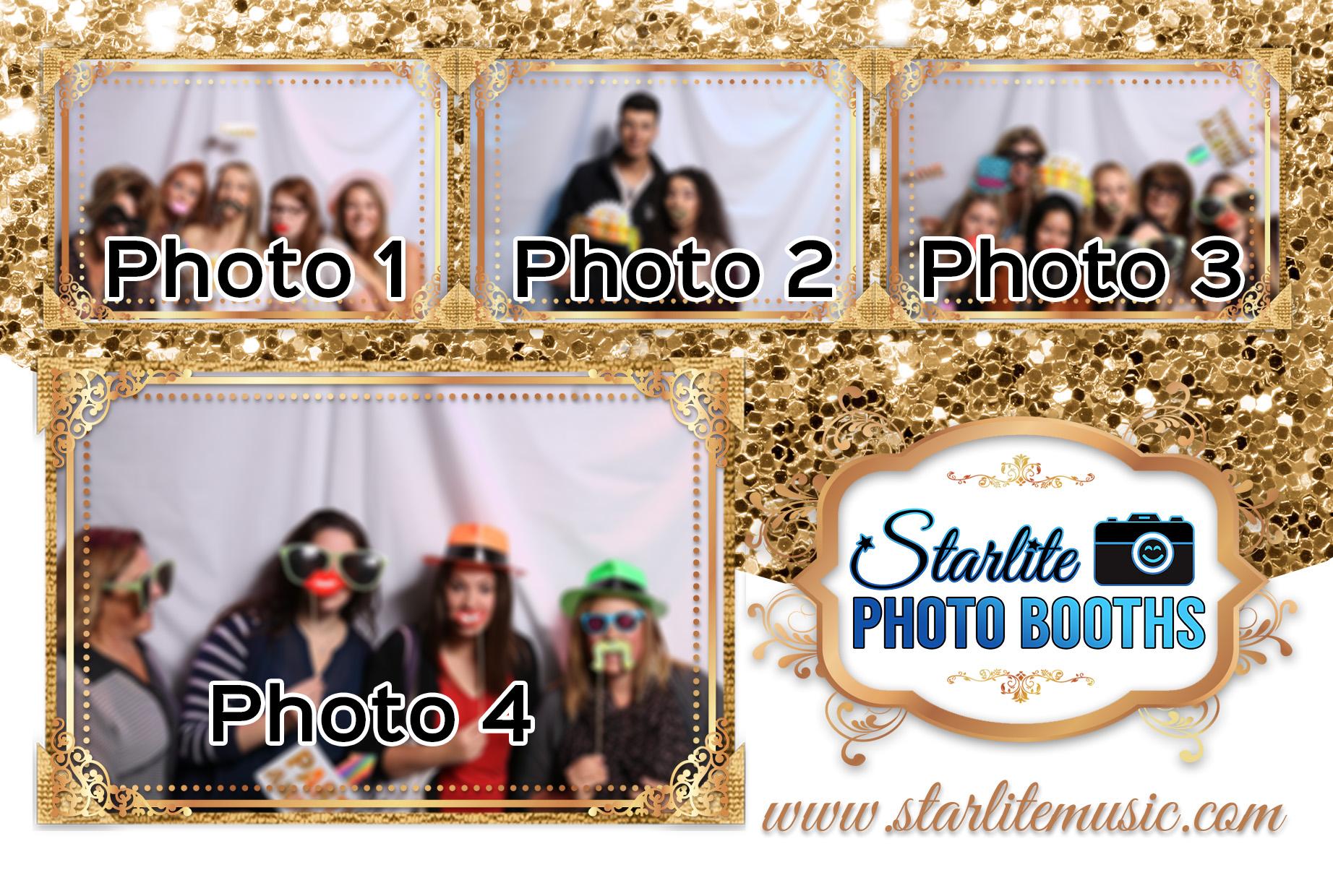 Glitter 4 x 6 4 picture