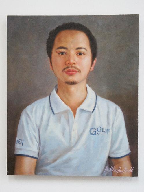 1st Self Portrait