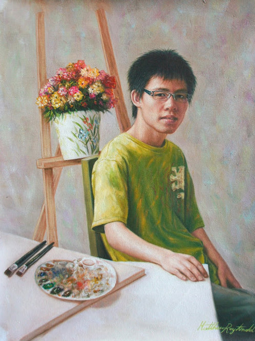 7thth Self Portrait