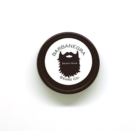 BEARD BALM - CEDAR + LEATHER 1oz.