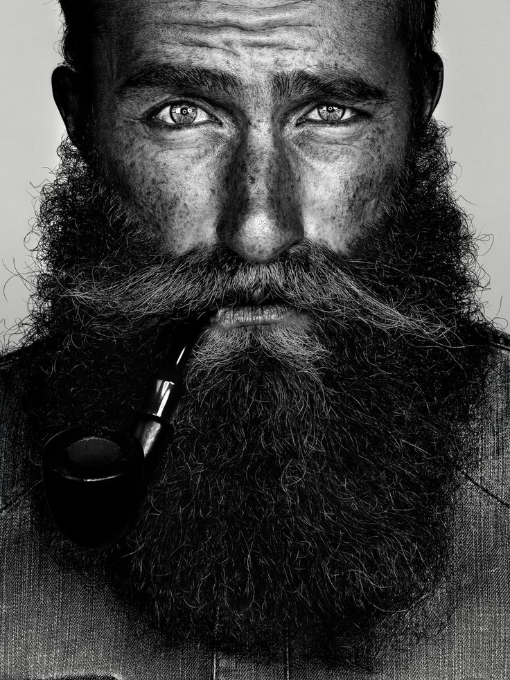 Awesome beards