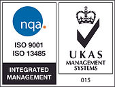 ISO9001_ISO13485_CMYK_INTEGRATED_UKAS-01