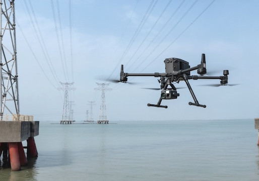 Connecting DJI Matrice 300 with Hammer Missions