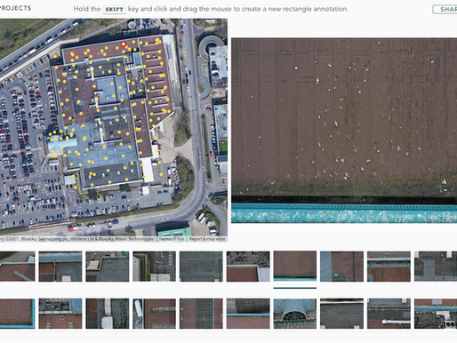 Analysing Drone Data with Hammer Missions