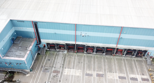 Facade Inspections with Hammer Missions and Commercial Drones