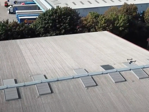 How to do a Roof Inspection using a Drone?