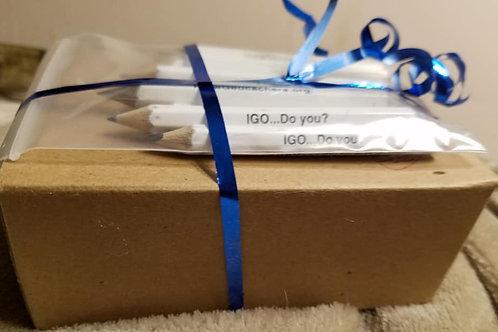 IGO Golf Pencils 150