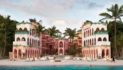 Hotel Mediterráneo Tulum
