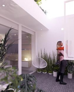 Casa para venta - Terraza exterior