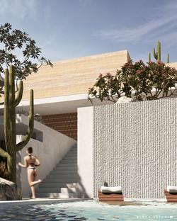 Residencia Cactus - San José del Cabo