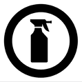 household-chemicals-icon-black-color-in-
