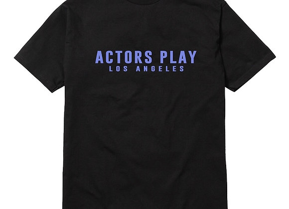 APLA Official Tee in Black