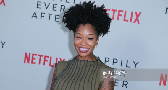 Brittany S. Hall attends a screening of Netlfix's 'Nappily Ever After' at Harmony Gold on September 20, 2018 in Los Angeles, California.