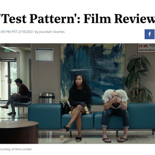 Hollywood Reporter Review