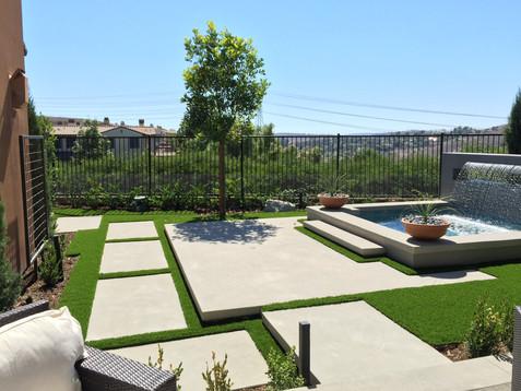 Backyard- Turfora Artificial Grass