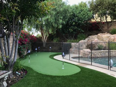 Putting Green- Turfora Artificial Grass