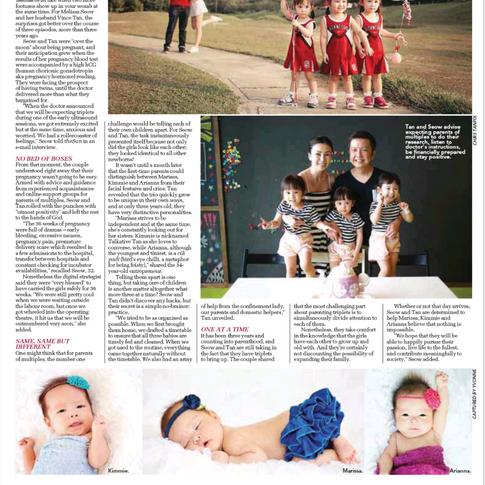 The Sun Daily 25 Dec 15 - Thrice the joy