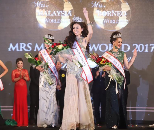 Mrs Borneo World 2017