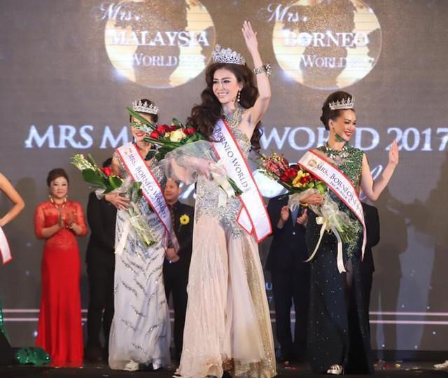 Mrs Borneo World 2017