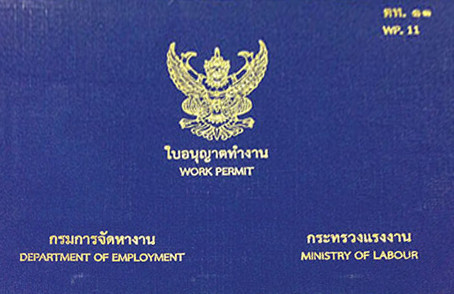 Get a Work Permit and Work in Thailand: Basic principles
