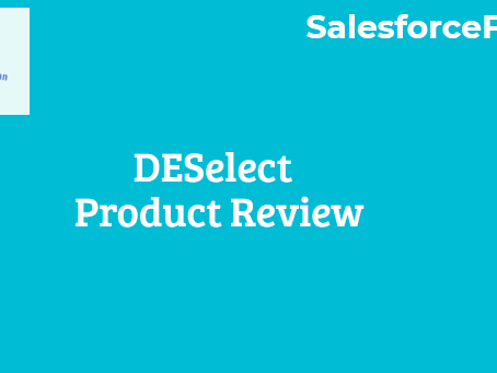 DESelect - Product Review