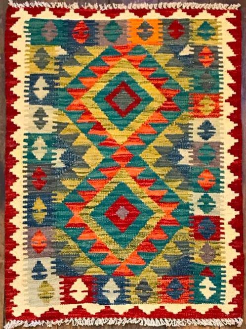 Chubi Kilim 89 x 63cm