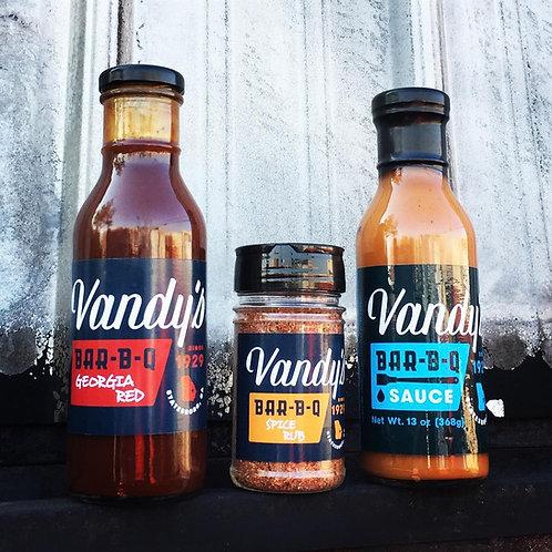 Vandy's Spice Rub
