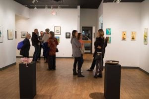 Vernon Gallery features four new exhibitions