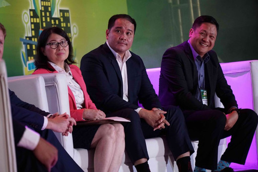 "EVAP President Edmund Araga said that the EV industry locally has become mainstream.  ""Infrastructure and government support to sustain the growth of the EV industry are now being set up. The 3,000 Bemac eTrikes of the Department of Energy (DOE) now being deployed nationwide are becoming more visible in various LGUs,"" he said."