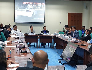 1 eVAP Participates in the Senate Public