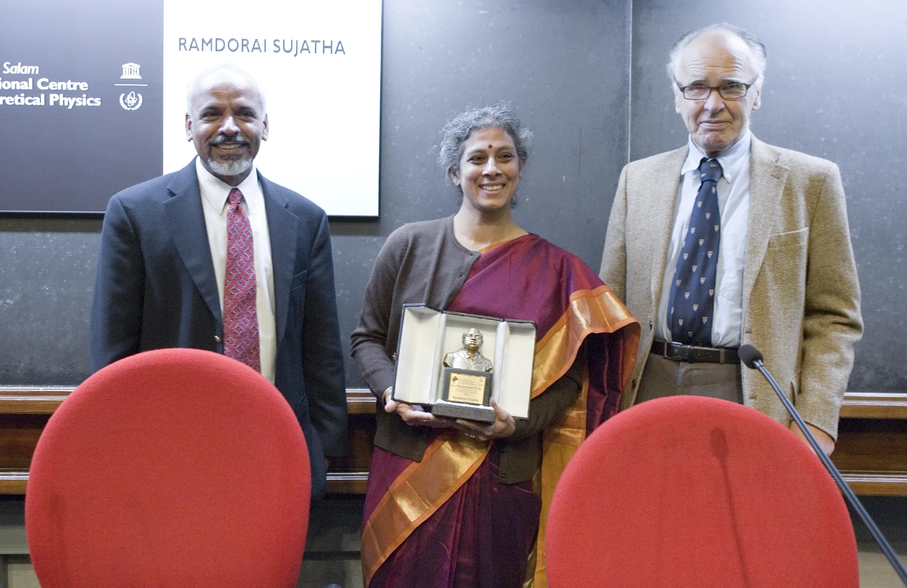 K.R. Sreenivasan, R. Sujatha and L. Carleson