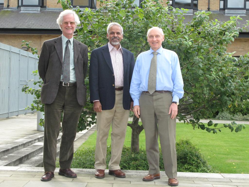 K. Moffatt, K.R. Sreenivasan and D. Wallace