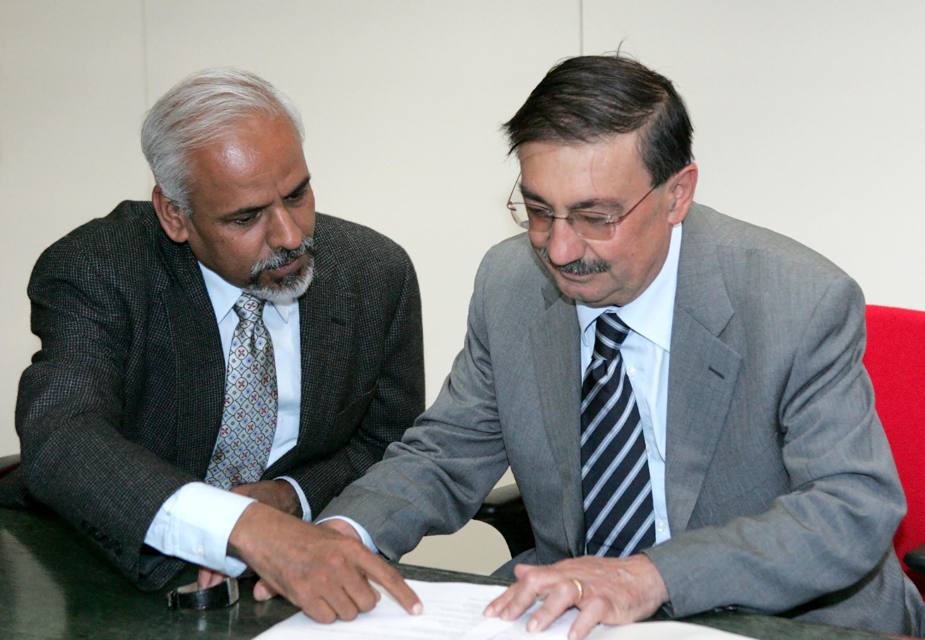 L. Maiani, K.R. Sreenivasan and J. Iliopoulos