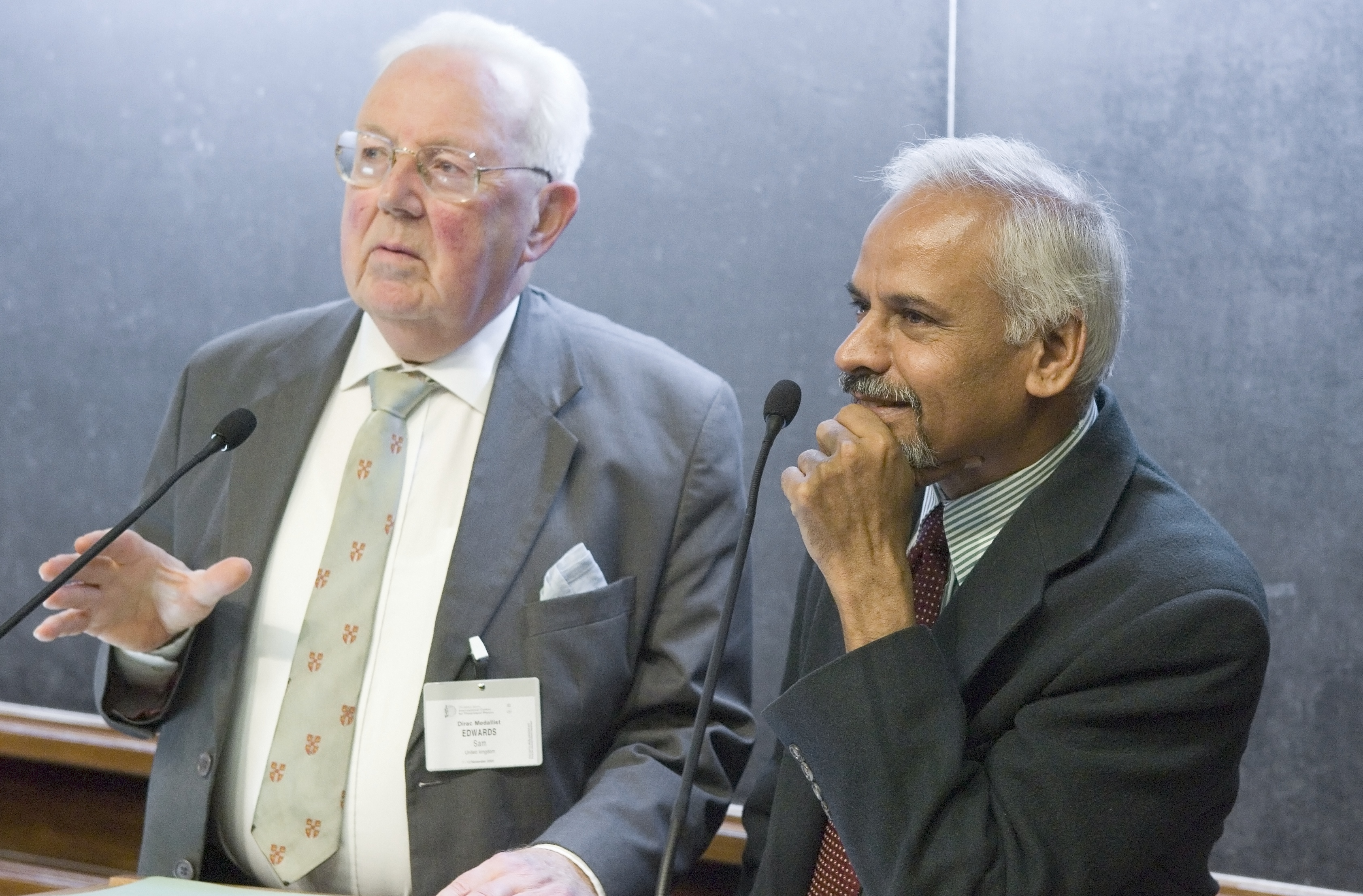 S. Edwards and K.R. Sreenivasan