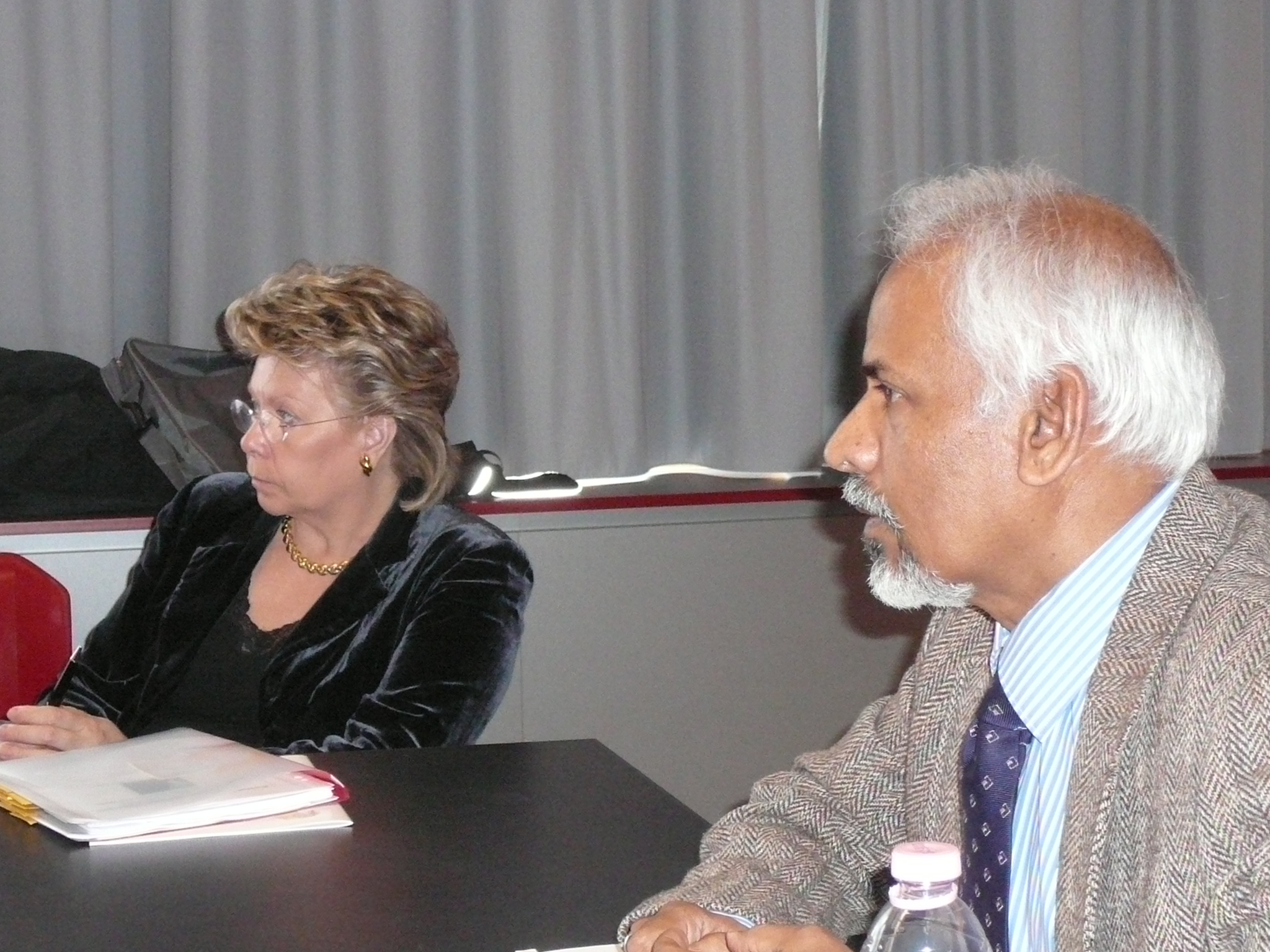 V. Reding and K.R. Sreenivasan