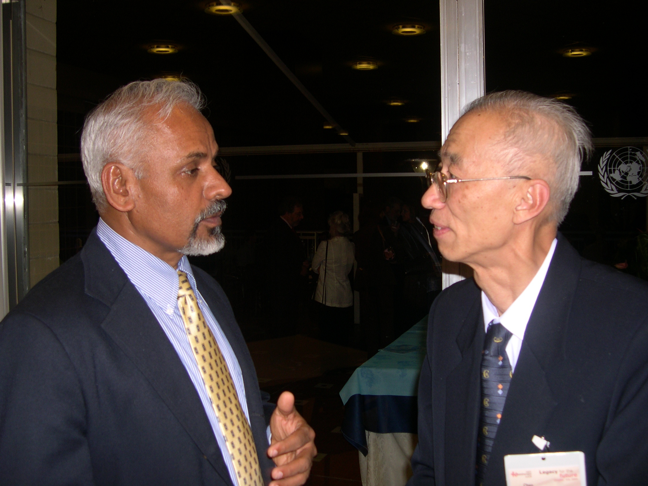 K.R. Sreenivasan and Jia-er Chen