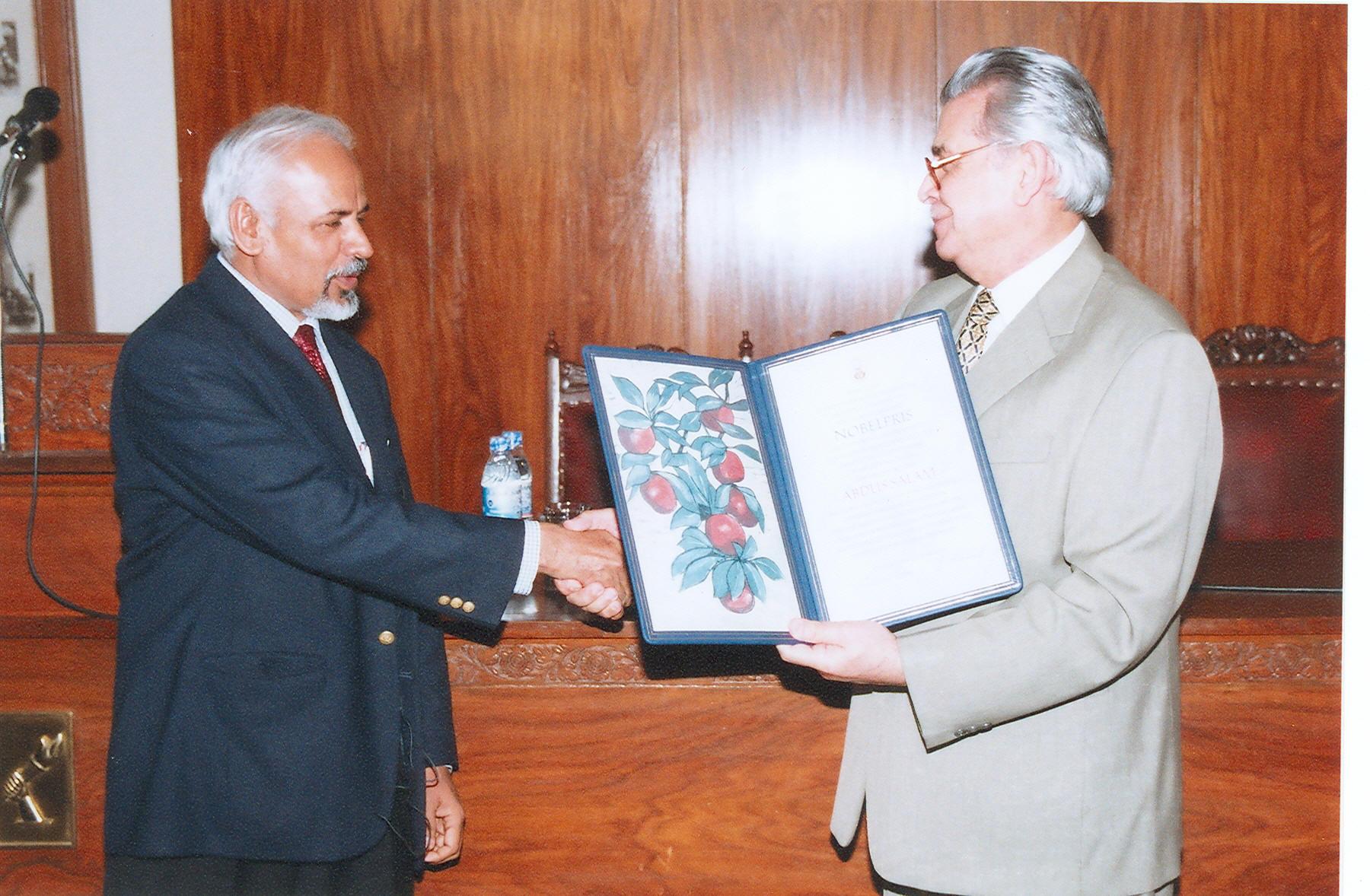 K.R. Sreenivasan and Khalid Aftab