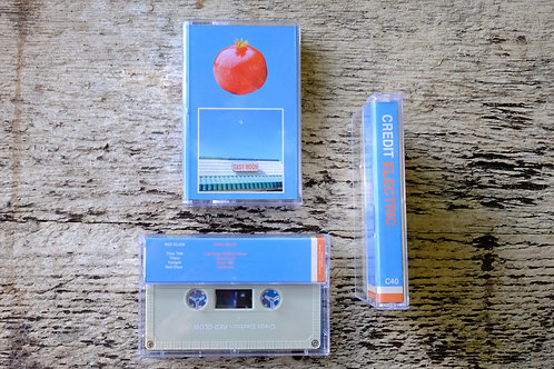 EASY MOON / RED GLOW DOUBLE EP CASSETTE