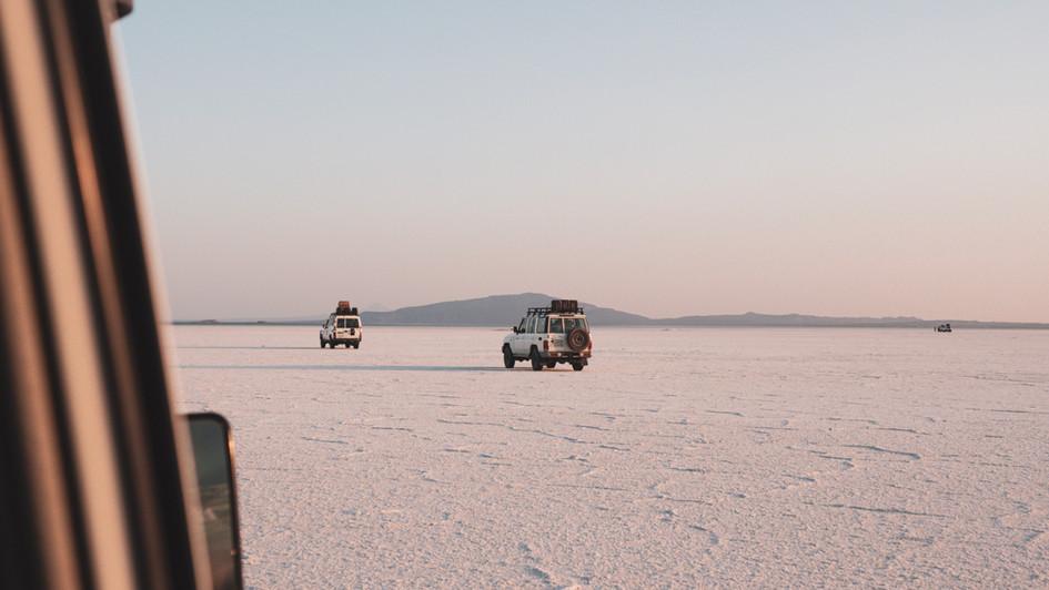 Salt Drive - Ethiopia